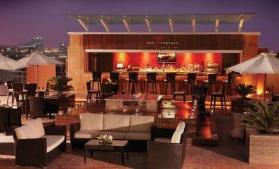 Terrace Tecom Ladies Night Dubai
