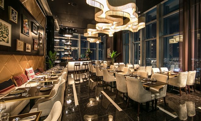 Inka Sofitel Ladies Night Dubai