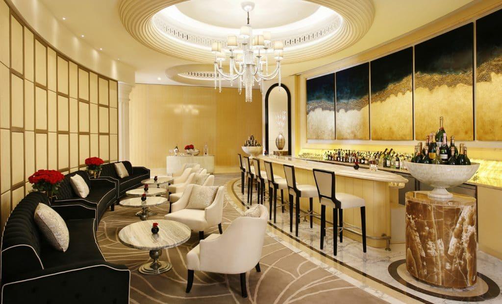 Champagne Lounge Ladies Night Dubai