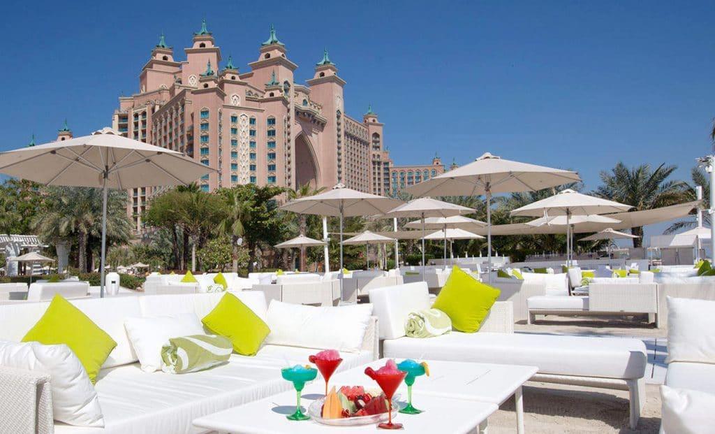 Nasimi Beach Ladies Night Dubai